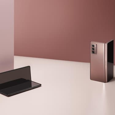 Le Galaxy Z Fold 2 est disponible en précommande chez SFR !