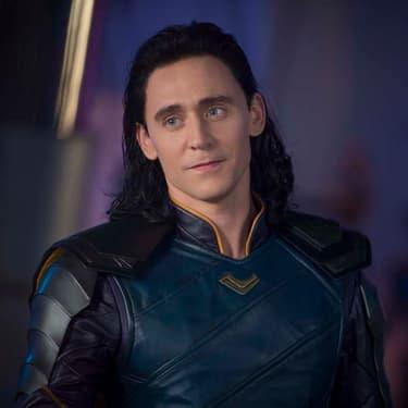 Loki (Tom Hiddleston) dans le film Thor : Ragnarok.