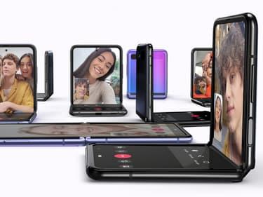 À quoi ressemble le Samsung Galaxy Z Flip ?