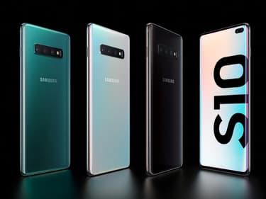 Le Samsung Galaxy S10 s'adapte à la 5G