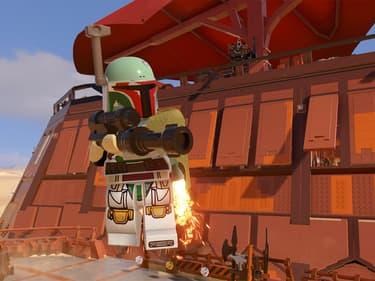 Un jeu mobile LEGO Star Wars Battles arrive dans la galaxie