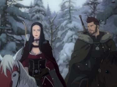 The Witcher : Le Cauchemar du Loup, l'origin story sanglante sur Netflix
