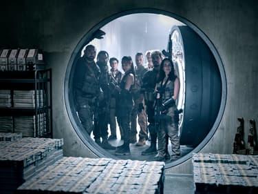 Army of the Dead, premières images du braquage post-apo sur Netflix