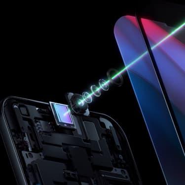 OPPO présente sa caméra invisible sous l'écran