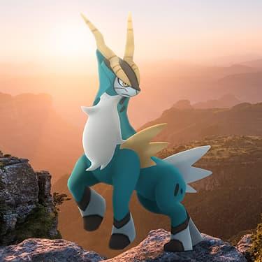 Cobaltium fait son entrée dans Pokémon GO.