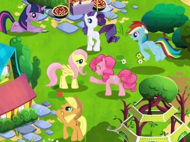 Devenez un Petit Poney en jouant à My Little Pony