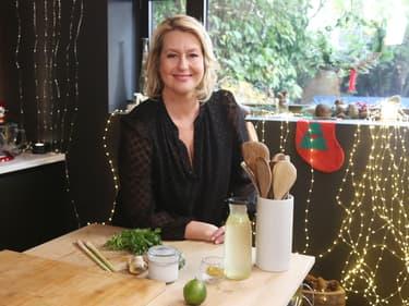 Luana Belmondo nous raconte sa cuisine, aux douces saveurs de l'Italie