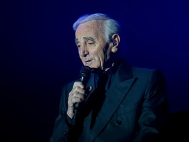 Charles Aznavour nous a quittés il y a un an