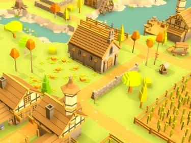 Pocket Build : votre petit monde sur mobile