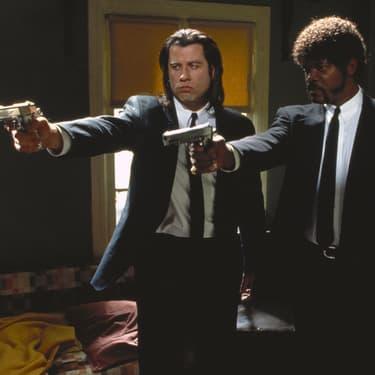Sorti en 1994, Pulp Fiction de Quentin Tarantino avait remporté la Palme d'Or à Cannes