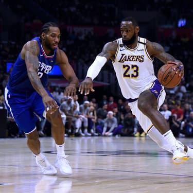 NBA : la reprise, c'est maintenant !
