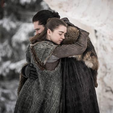 La fin de Game Of Thrones nous donne envie d'en savoir plus sur l'avenir d'Arya Stark et Jon Snow