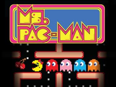 Coup de cœur de la rédac' : Ms. Pac-Man