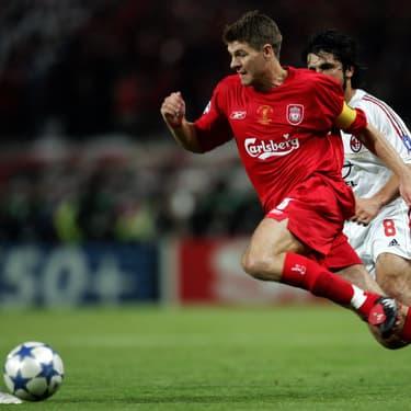 Ligue des Champions : la finale Liverpool - Milan AC de 2005 sur RMC Sport