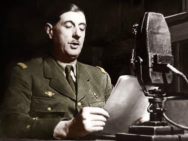 Une mini-série sur le Général de Gaulle est en préparation