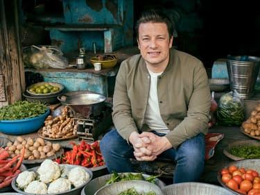 Jamie Oliver à la sauce veggie dans sa nouvelle émission