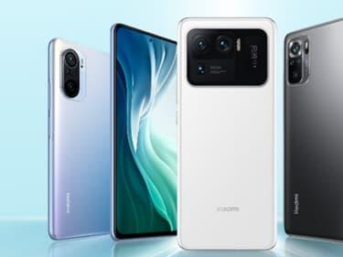 Les grandes annonces de Xiaomi : Mi 11 Ultra, Mi 11i et Redmi Note 10 5G