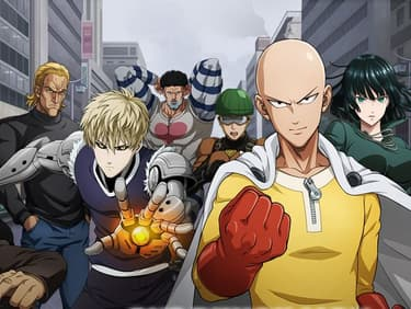 One Punch Man : Road To Hero, la puissance de Saitama débarque sur mobile