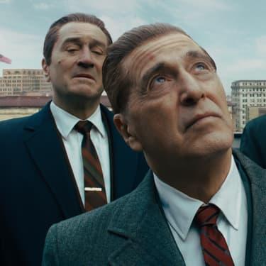 Que préférez-vous : voir The Irishman d'une traite ou en quatre fois... Tout est possible sur Netflix !