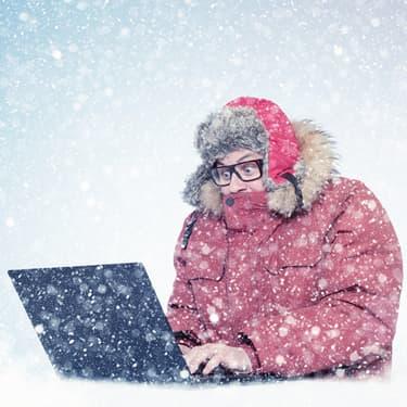Shopping d'hiver chez SFR : 2 mois de fibre ou ADSL offerts