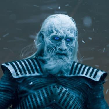 Les Marcheurs Blancs, présentés jusqu'ici comme les principaux antagonistes de la série Game of Thrones, diffusée en France sur OCS.