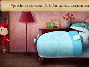 Le Petit Chaperon Rouge : le classique revisité dans une histoire interactive
