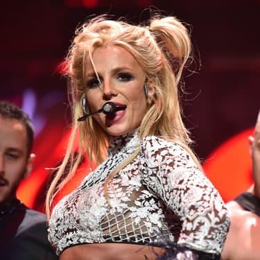 La chanteuse Britney Spears, icône absolue des années 2000.