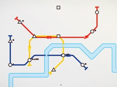 Coup de coeur de la rédac' : Mini Metro