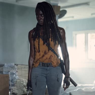 La saison 10 de The Walking Dead a été riche en rebondissements pour Michonne