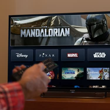 Comparatif du nombre d'écrans selon les abonnements Netflix, Amazon Prime Video et Disney+