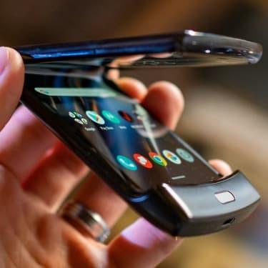 Le Motorola RAZR sera bientôt disponible en pré-commande.