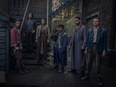 Les Irréguliers de Baker Street : revisitez l'univers de Sherlock Holmes sur Netflix