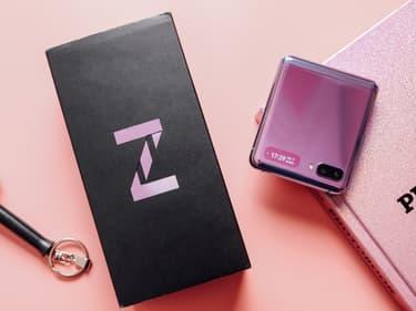 Samsung : le prochain Galaxy Z Flip décliné en plusieurs coloris ?