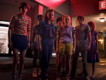 Stranger Things : aperçu des coulisses de la saison 4