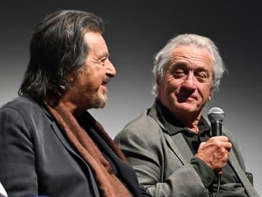 Robert De Niro révèle le film qu'il regrette d'avoir tourné avec Al Pacino
