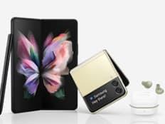 Galaxy Z Fold3 et Z Flip3 : l'offre de lancement à ne pas rater !