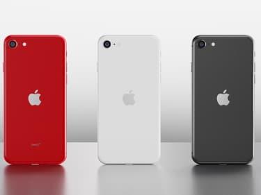 Bon plan : l'iPhone SE débloqué sans forfait à 459 euros chez SFR
