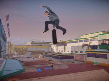 Un documentaire sur les jeux de skate Tony Hawk arrive