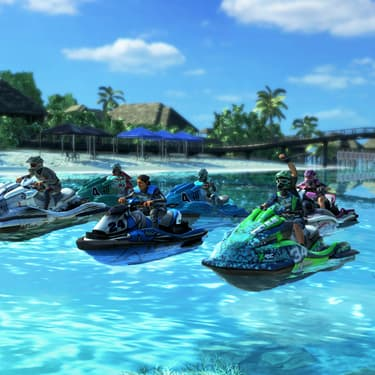 Aqua Moto Racing Utopia : faites la course en jet-ski sur SFR Gaming