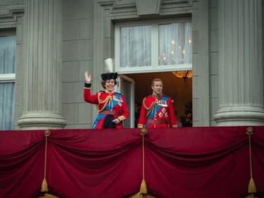 The Crown : première image d'Imelda Staunton en reine Élisabeth II