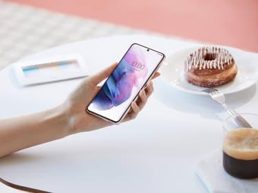 Le Samsung Galaxy S21 FE dévoilé par erreur