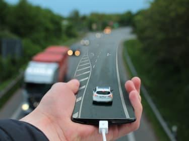 Avec Xiaomi, piloter une voiture à distance, c'est possible