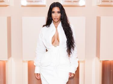 Kim Kardashian : son combat contre le psoriasis