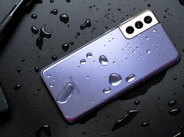 Le Galaxy S21, un smartphone vraiment waterproof