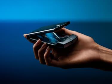 Motorola RAZR : le smartphone pliable qui sent bon les années 2000