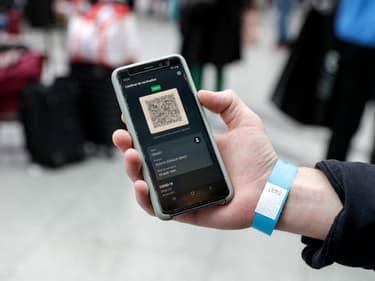 Comment afficher son pass sanitaire en un clic sur son smartphone ?