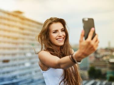 Xiaomi annonce un smartphone avec appareil à selfie sous l'écran
