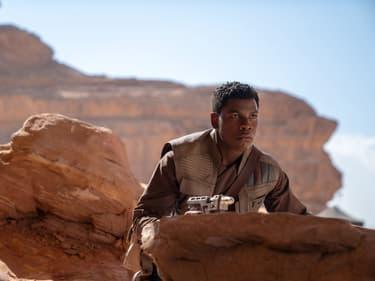 Star Wars IX : on sait enfin ce que Finn voulait dire à Rey