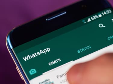Comment déverrouiller WhatsApp par empreinte sur Android ?