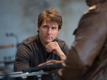 Tom Cruise : dans l'espace pour son prochain film
